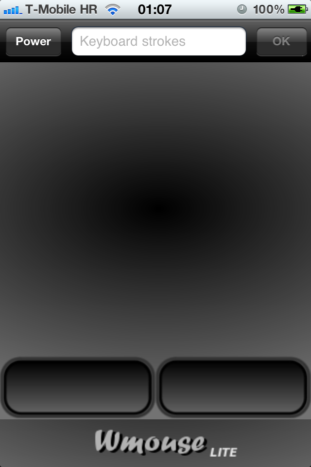 Wmouse Pro - mobile mouse and keyboard - 1.0.6 - iOS.