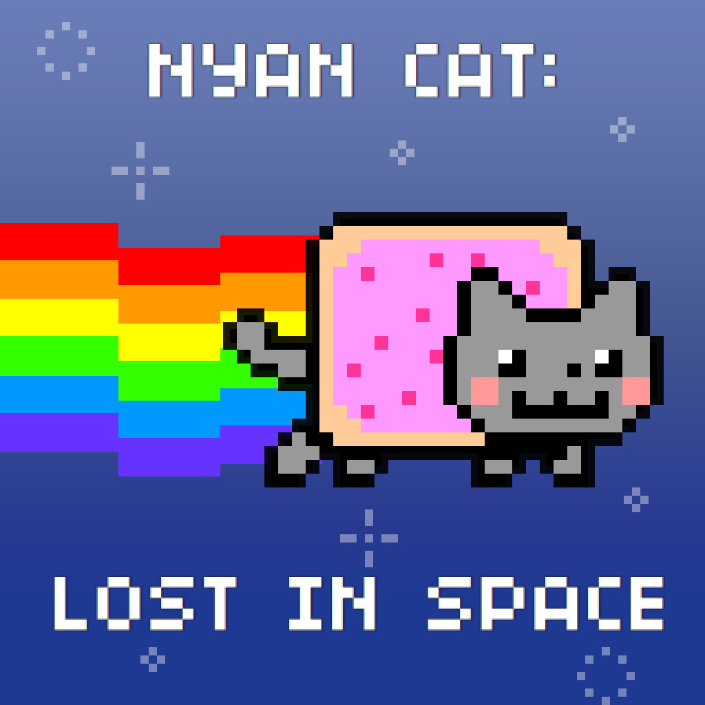 8bit Nyan Cat: Lost In Space by Istom Games Kft. icon